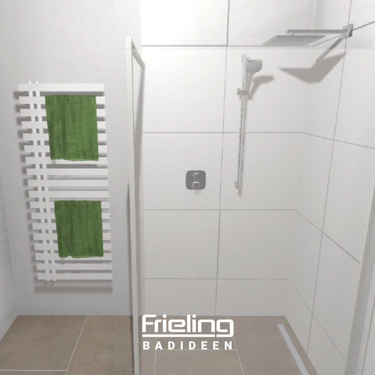 Nie Mehr Das Badezimmer Uberfluten Schnappen Sie Sich Direkt Ihr Handtuch Aus Der Dusche Und Vermeiden Sie Dadurch Plitschna Dusche Duschbad Ebenerdige Dusche