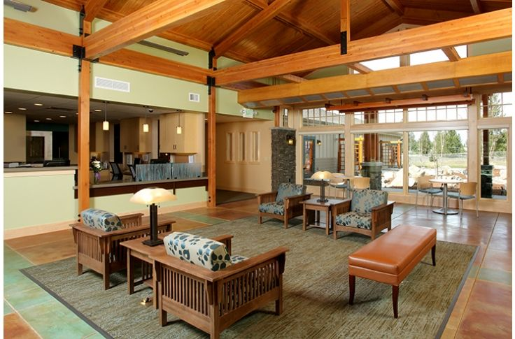Interior Courtyard Example Of S1 F19d F4 And F6 Photo Credit Alsc Architects House Interior Home Decor