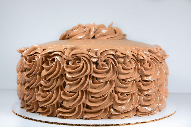 Chocolate Swiss Buttercream
