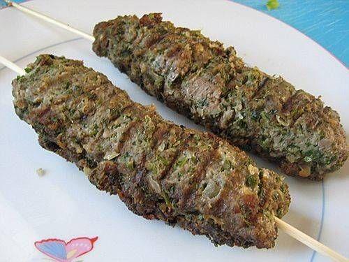 kofta recept | smulweb.nl | souper rapide | barbecue recipes meat
