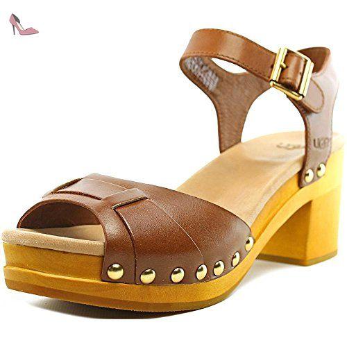 huge selection of 9a532 0b914 Janie Ugg 5 Australia Beige Sandale US Femmes Chaussures ugg 55HzUWaqnr