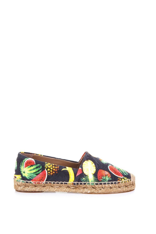 Imprimé Baskets Ananas Printemps / Été Dolce & Gabbana 8opON