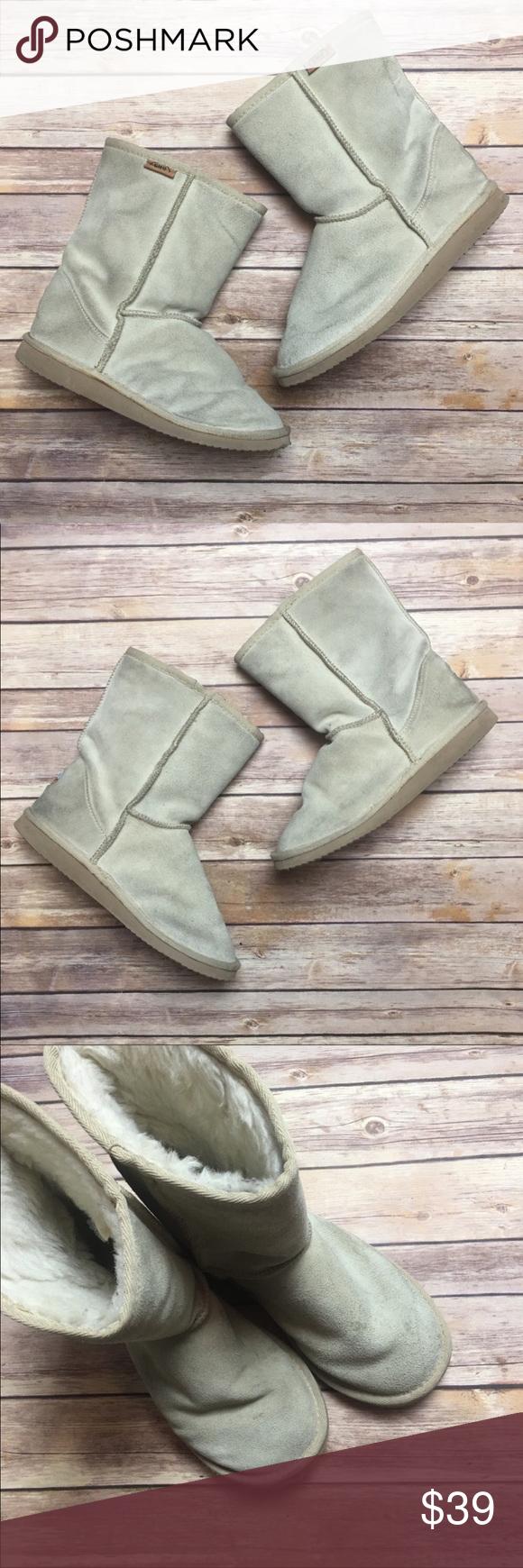 Emu Ridge  Sand Suede Classic Cozy Winter Boots Pullon style suede Wool line  Emu Ridge  Sand Suede Classic Cozy Winter Boots Pullon style suede Wool line