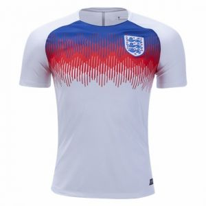 sports shoes cecdb 8358b 2018 World Cup Jersey England Replica Pre-match Shirt ...