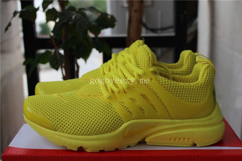 4863040f4ad6 Nike Air Presto TP QS Yellow