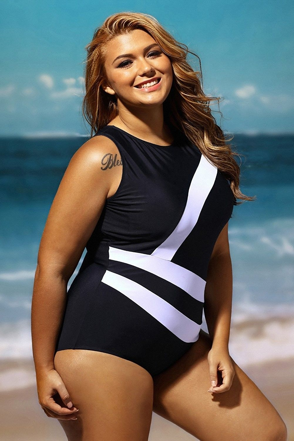 0dc3b633e2b Women's Clothing, Swimsuits & Cover Ups, One-Pieces, Women's One Piece  Sports