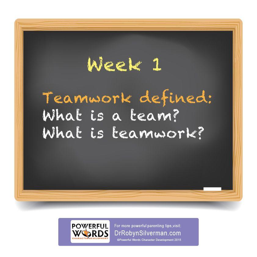 topic teamwork