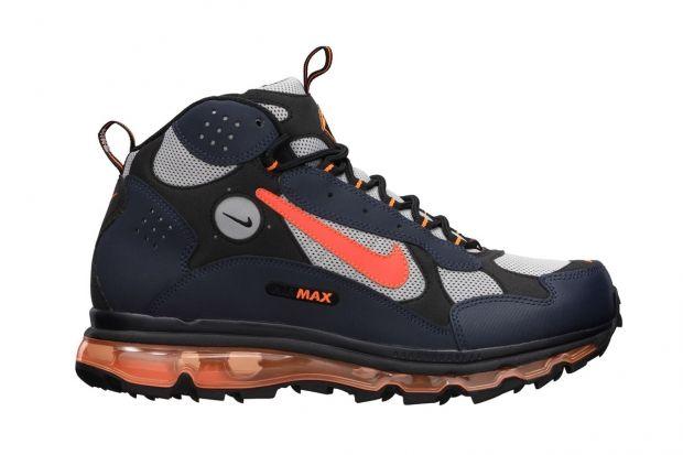 "finest selection 44c24 761c8 Nike Air Max Terra Sertig ""Dark Obsidian Total Orange""   Hypebeast"