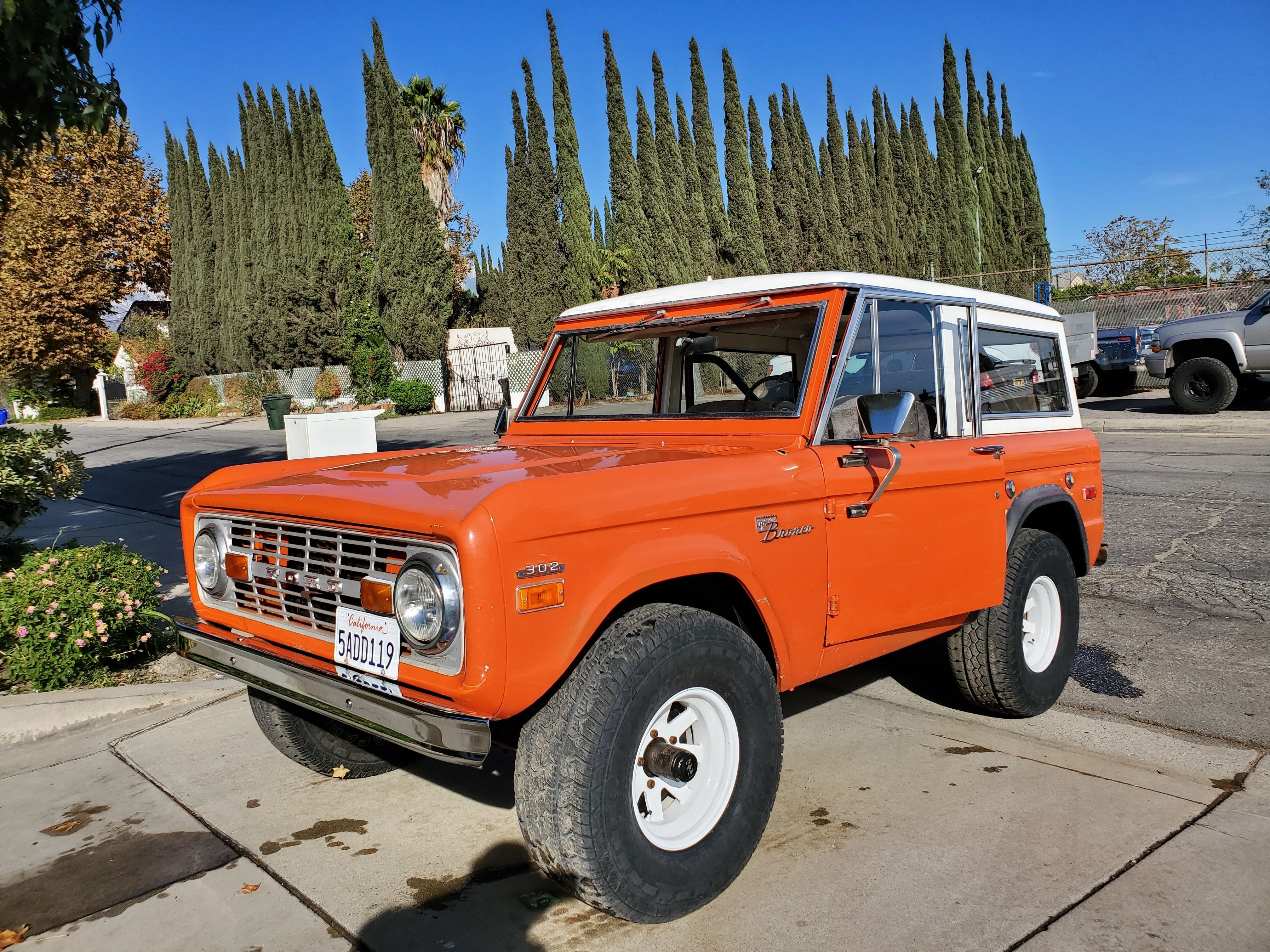 1970 Ford Bronco for sale in cucamonga, California 91730