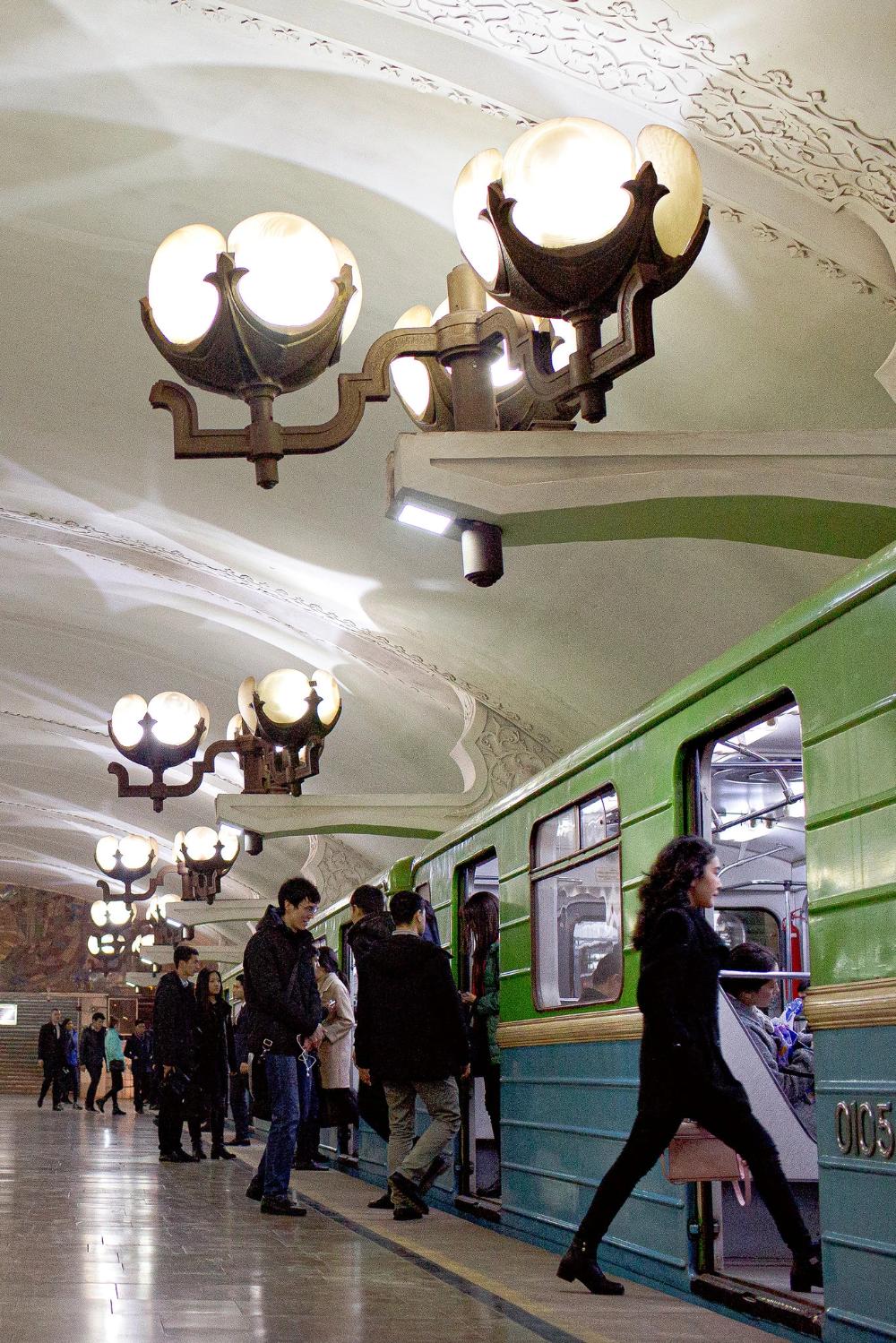 Peer Inside Tashkent's ArtFilled (and LongShrouded