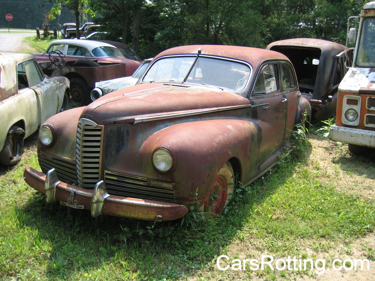classic cars rotting | Restorable Classic Cars for Sale and Rotting ...