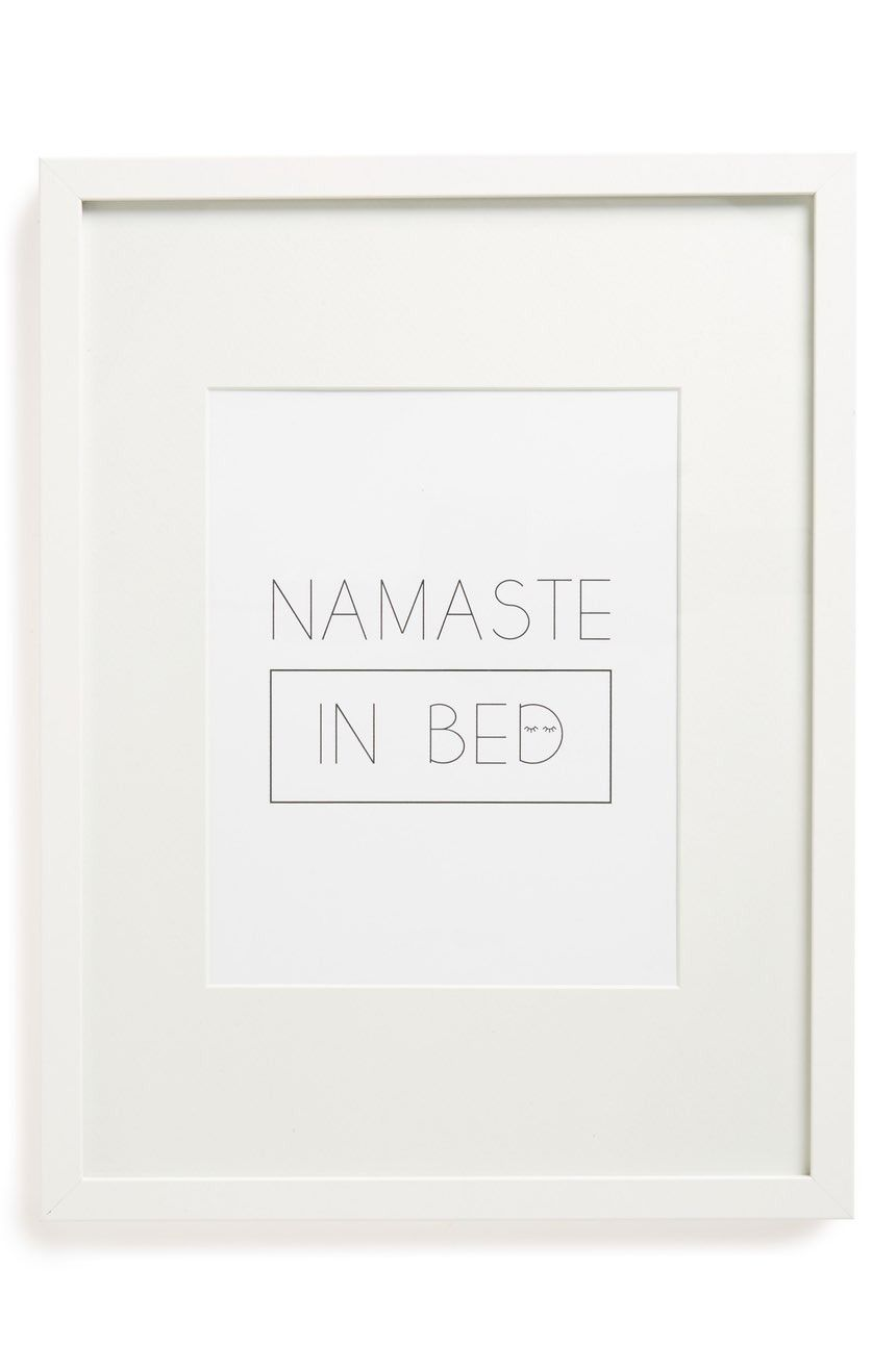 Namaste in bed d i y pinterest namaste bed frames and apartments