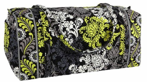Vera Bradley Xl Duffel Baroque Check Out This Great Product