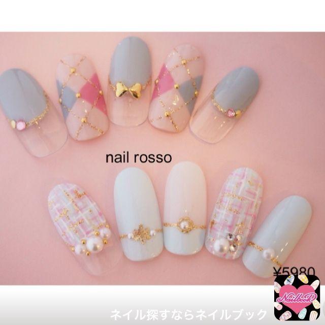 Resultado de imagen de japanese nails | Nail Designs | Pinterest