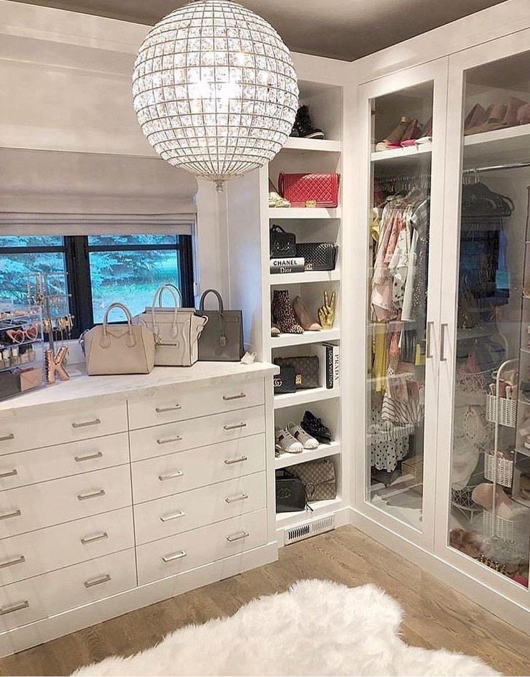 𝒇 ℓℓ 𝒘 Rainmoneyy With Images Dream Closet Design Closet Decor