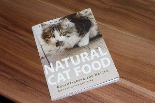 Buchrezension: Natural Cat Food (Susanne Reinerth)
