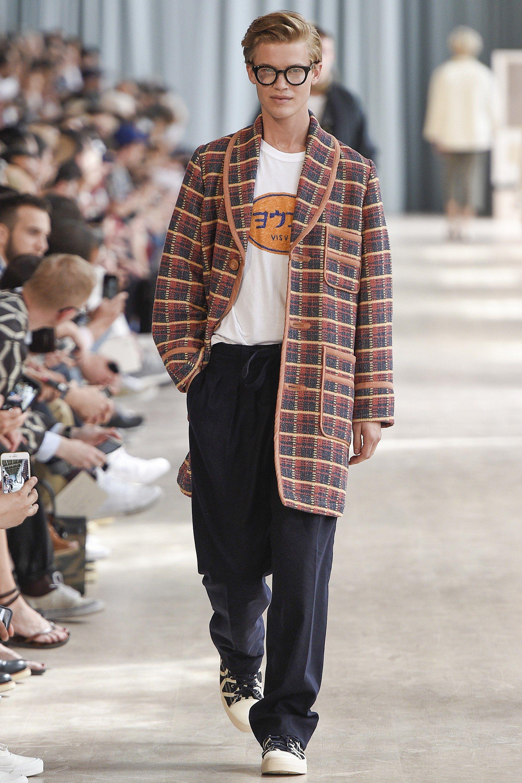 Visvim Spring 2017 Menswear Fashion Show - Vogue