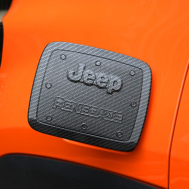 Newest Car Accessories Gas Fuel Tank Cap Tank Cover For Jeep Renegade 2015 2016 2017 Jeep Renegade Trailhawk Jeep Renegade 2015 Jeep Renegade