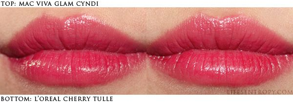 Re: Drugstore MAC dupe list: Lips