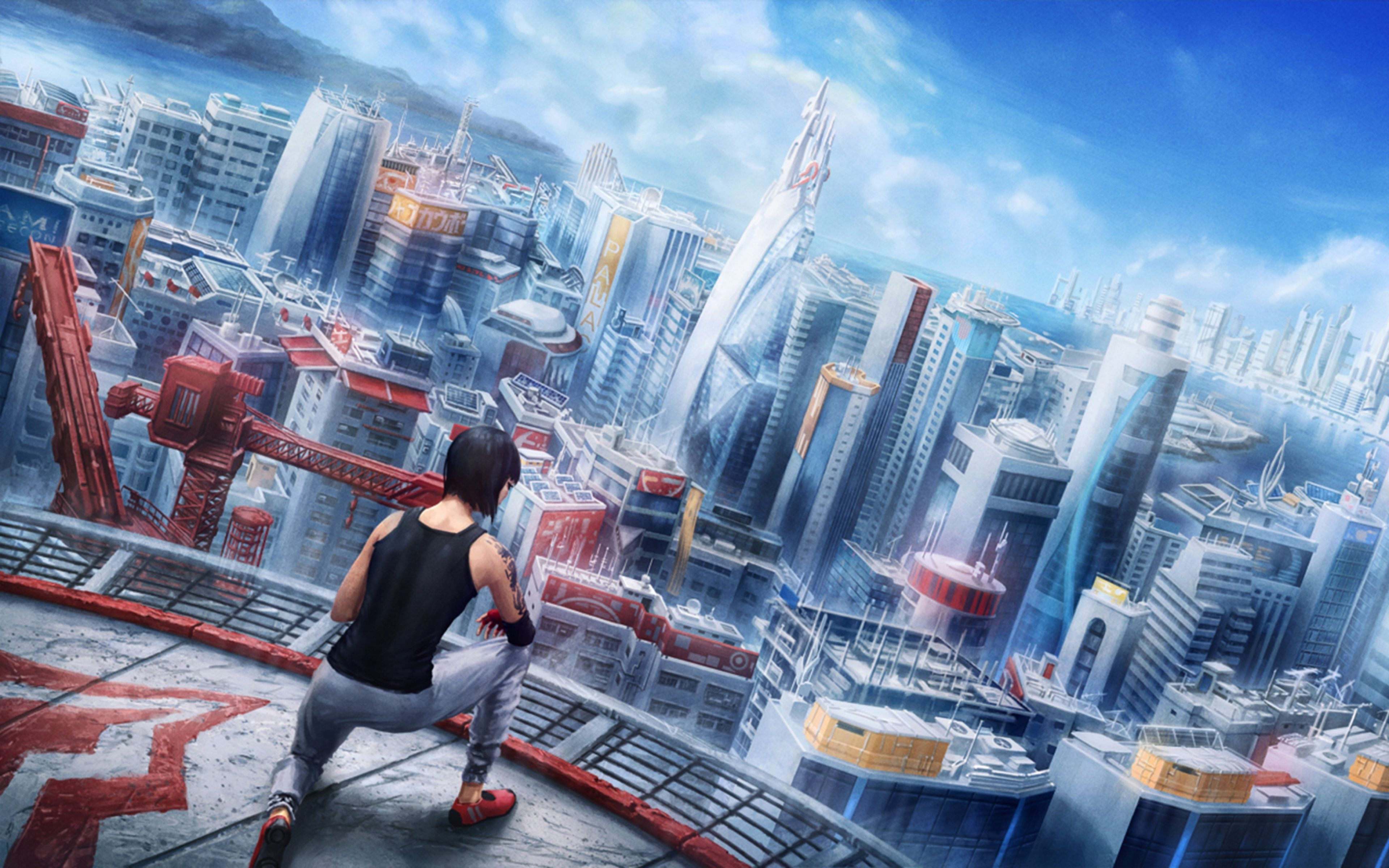 How To Get Mirror S Edge Catalyst For Free
