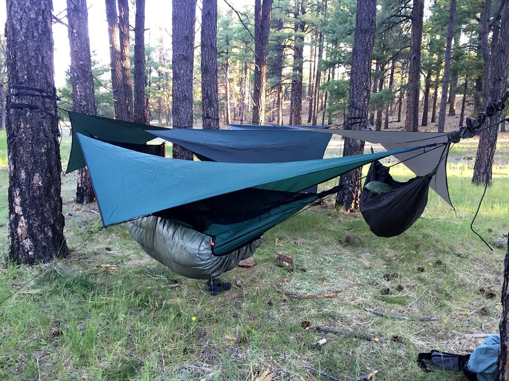 Hammock Camping Can Offer You And Your Scouts One Of The Most Comfortable Nights Sleeping Under The Hammock Camping Backpacking Hammock Double Camping Hammock