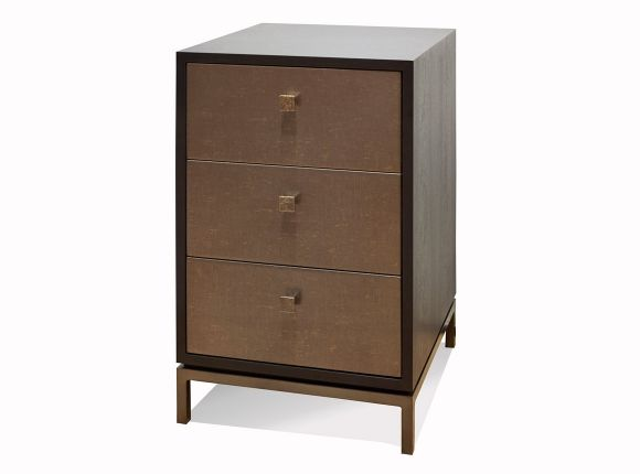Black & Key, Wilson Bedside Table, Buy Online at LuxDeco
