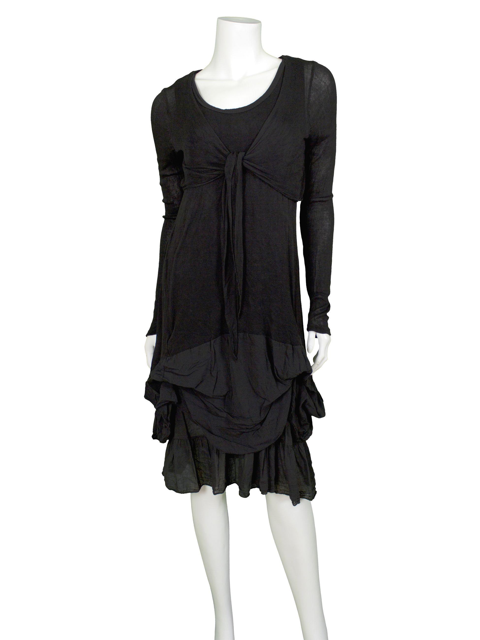 Kleid 3-tlg., schwarz - www.meinkleidchen.de | Kleider ...