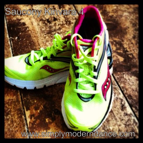 My review of Saucony Kinvara 4 and Reebok SubLite trainers
