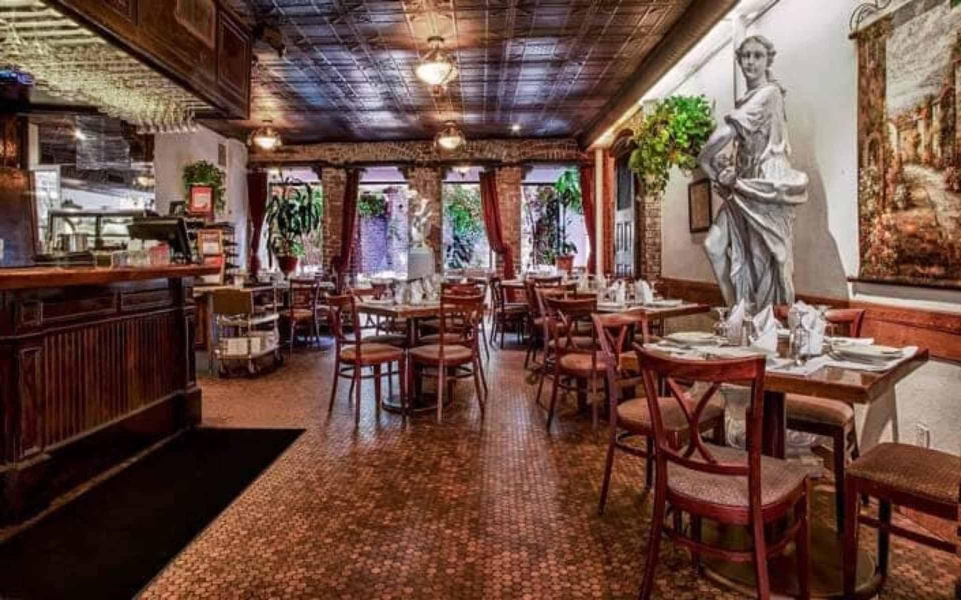The Best Date Night Spots in Little Italy: idk tonight