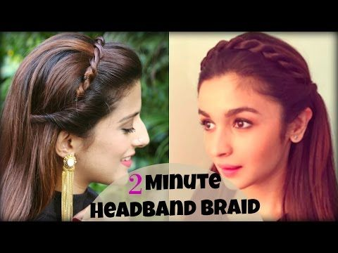 10 Indian Hairstyles For Medium Hair Girls To Try At Home