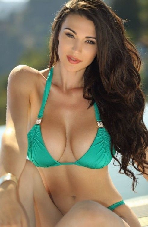 Jenna jenovich trop belle pinterest swimsuits curves