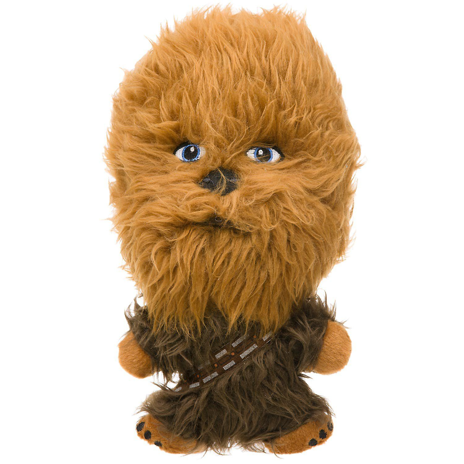 STAR WARS Chewbacca Plush Dog Toy Big head dog toy es with a