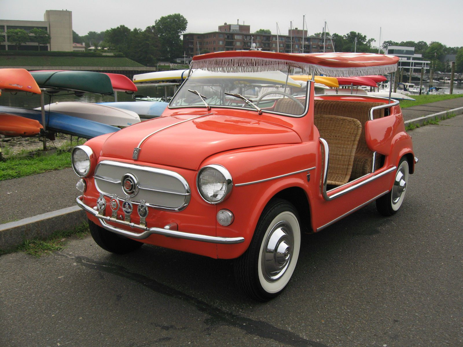 59 Fiat 600 Jolly | FIAT 500 | Pinterest | Fiat, Fiat 600 and ...