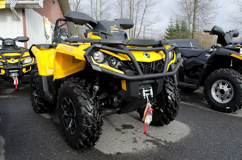 can am 1000cc atv vs can am outlander 650 my