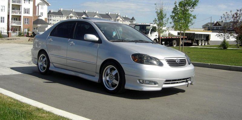 Pimped 2006 Toyota Corolla #6