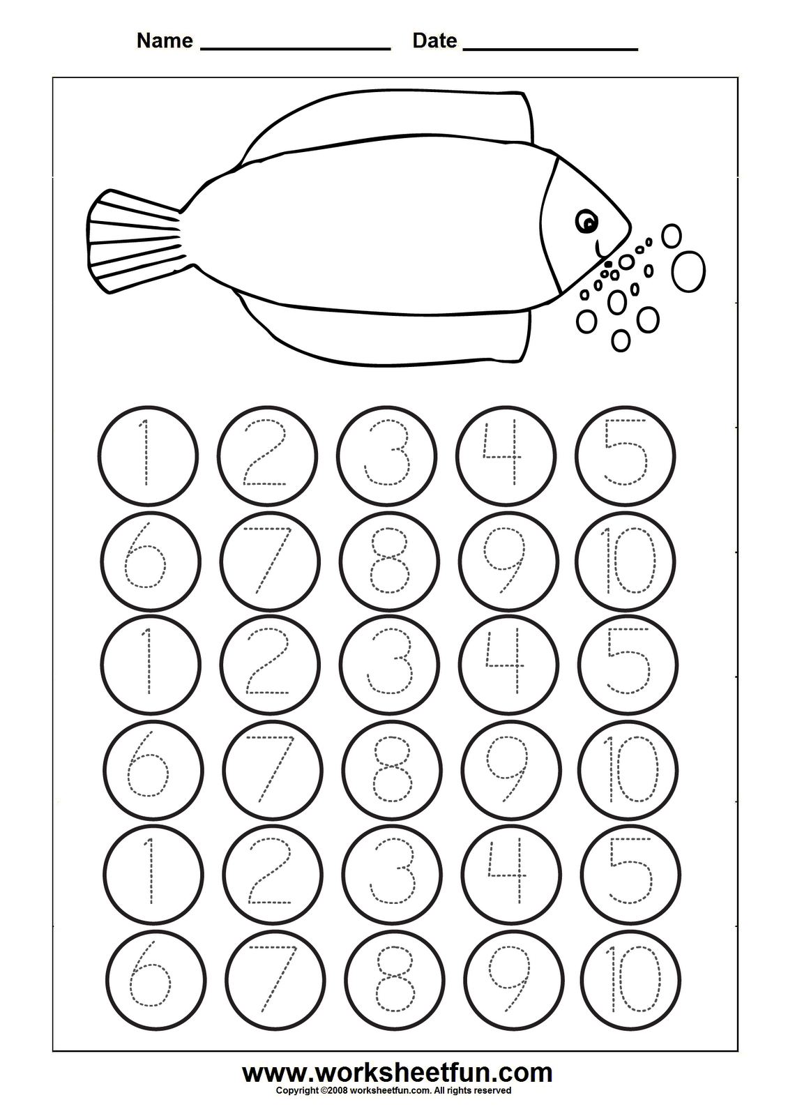 Worksheets Printable Number Worksheets tracing worksheets 3 worksheet 1 to 5 math we will learn this week counting from write the numbers ordinal addition and subtraction printable worksheets