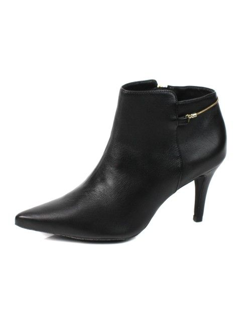 6043a45c7 Bota Luz da Lua Milano Salto Fino | heel | Shoe boots, Shoes e Boots