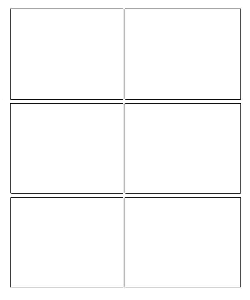 Basic Comic Template by Lock-of-Hyrule | My Life | Pinterest | Comic