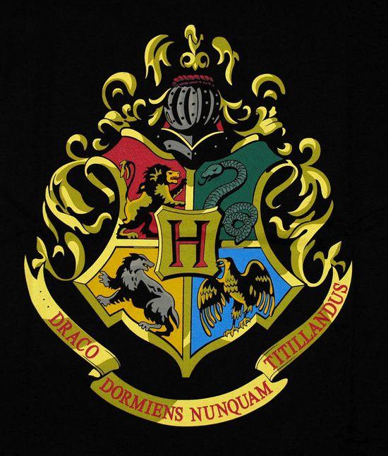 Harry Potter Hogwarts Art Print By Luna Y Sol Hogwarts Crest Harry Potter Hogwarts Hogwarts