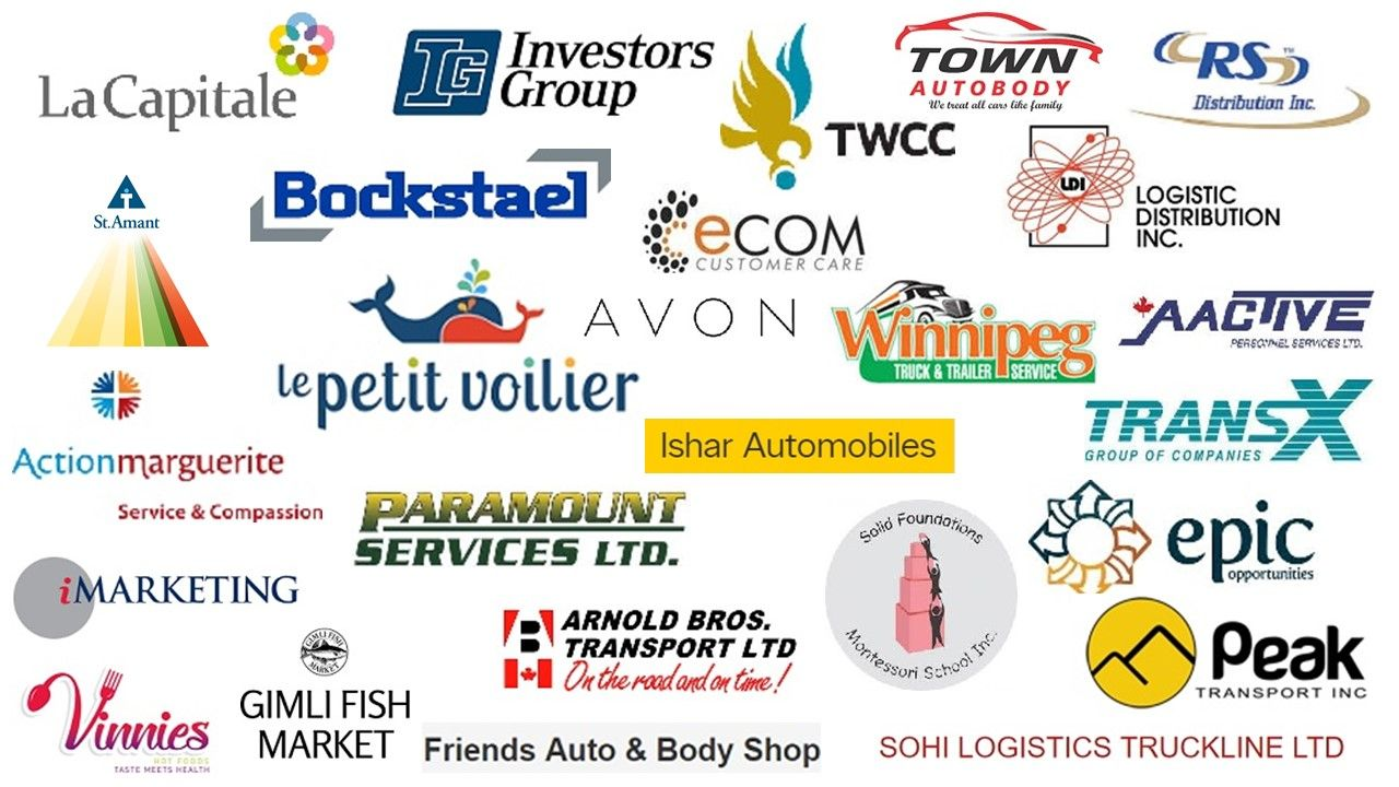 The List of Exhibitors for Winnipeg Job Fair May 31st