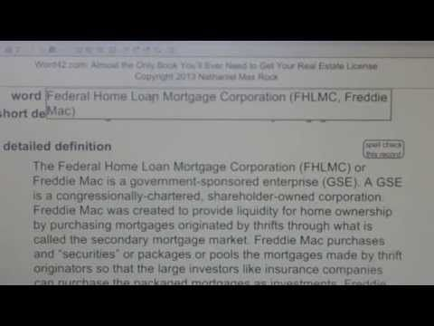 Federal Home Loan Mortgage Corporation Mortgage Loans Home Loans Mortgage