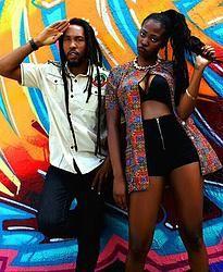 "Introducing Reggae Recording Duo ""EYENITY"""