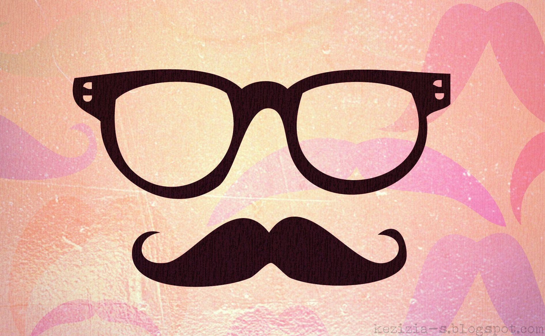 Mustache Wallpaper 20 Wallpapers Adorable