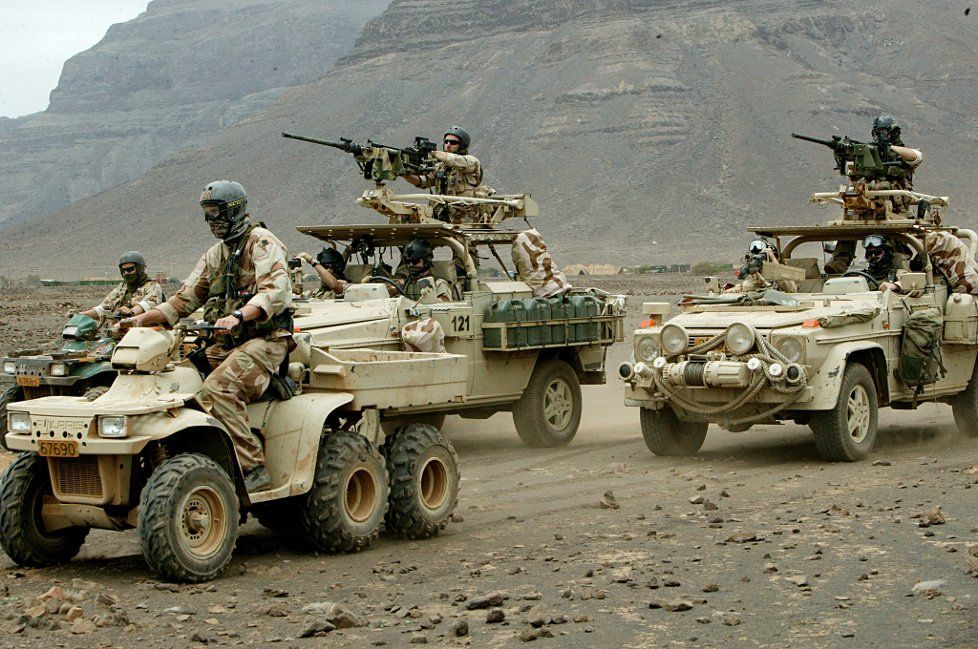 Iraq Special Group 5th Forces