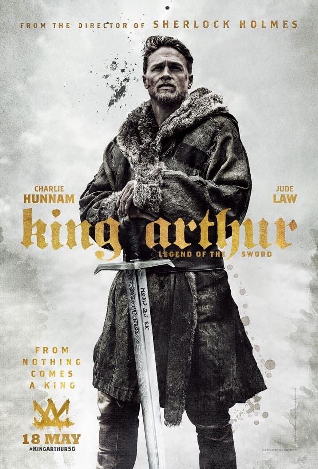 King Arthur Legend Of The Sword 2017 Review 1080p Cartazes