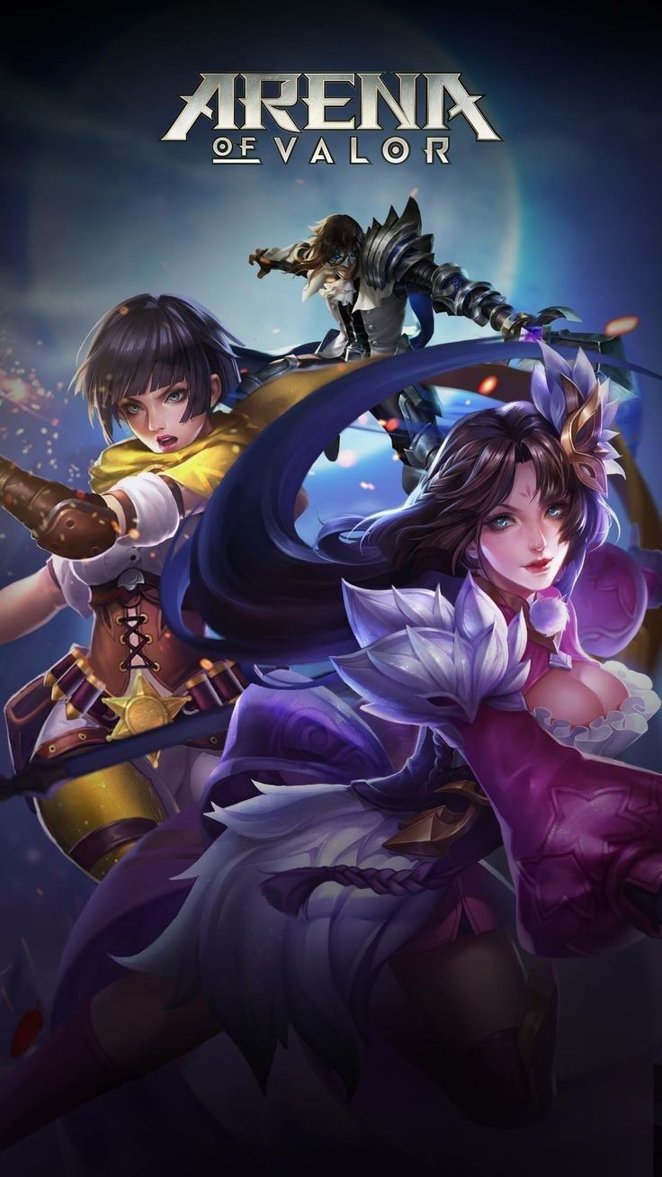 Violet Diao Chan Zanis Arena Of Valor Aov Arena Of Valor Wallpapers Pinterest Games Wallpaper And Mobile Legends