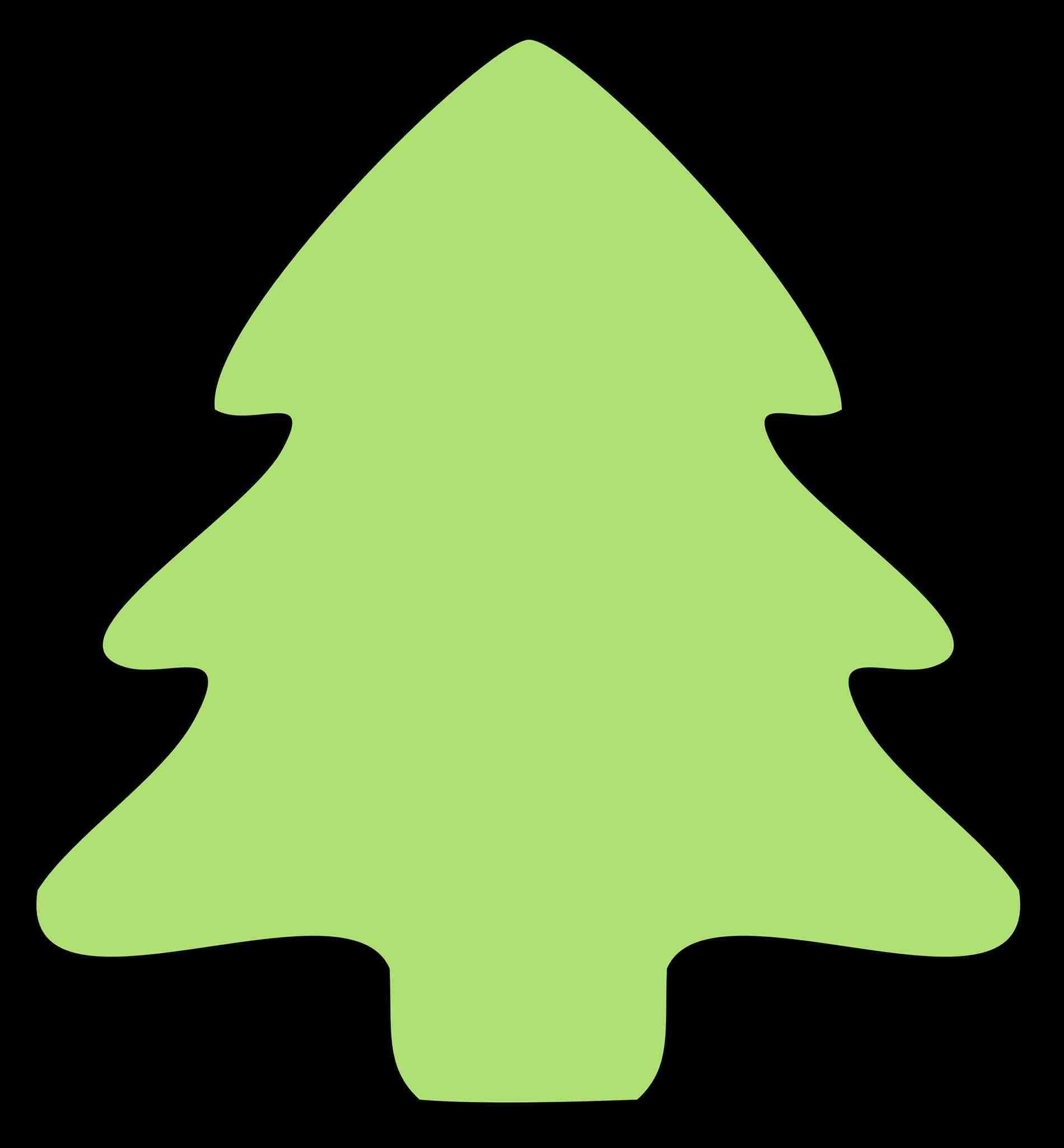 New Post Christmas Tree Border Clip Art Black And White Xmast Rh Ca Clipart Star
