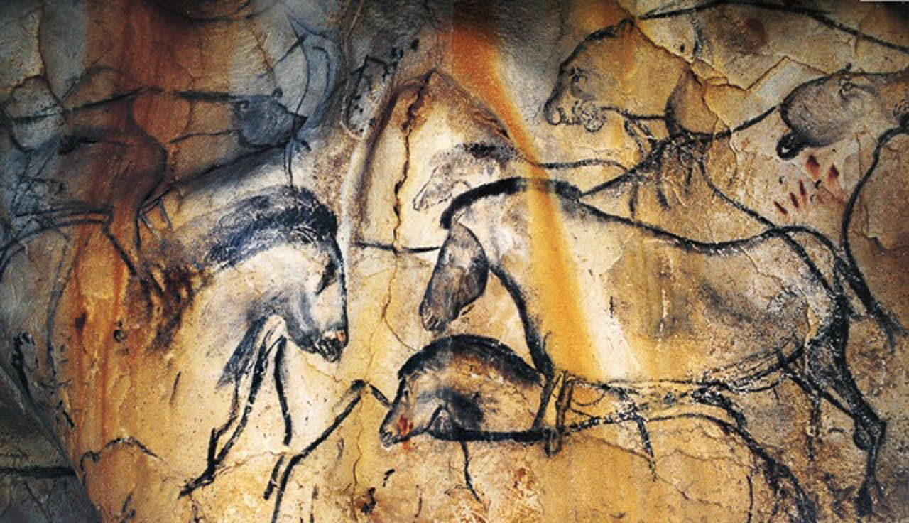 cave art and paintings and their The oldest known cave painting is a red hand stencil in maltravieso cave an outline of prehistoric art with emphasis on cave paintings from around the world.