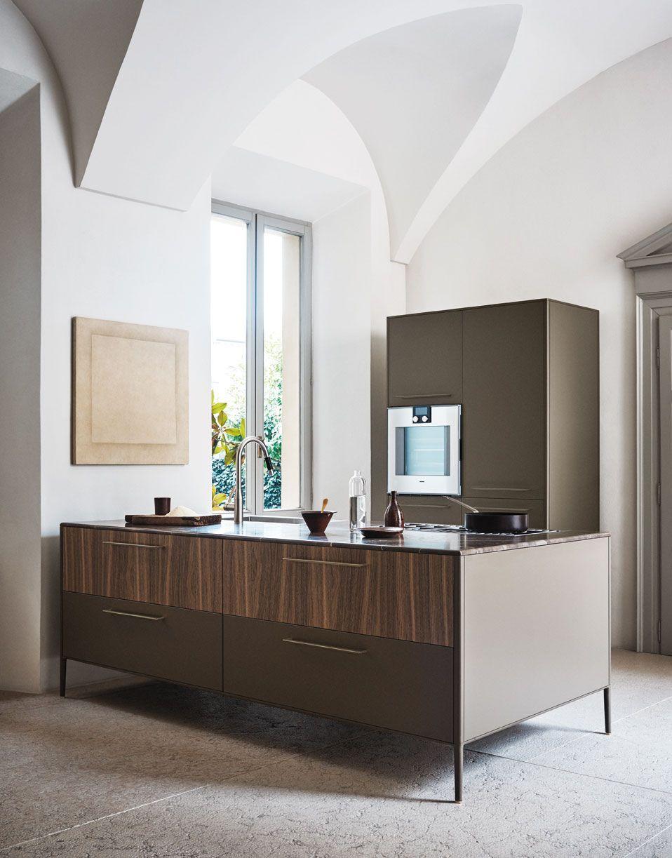 Unit, la cuisine mobile de Cesar  Inspiration cuisine