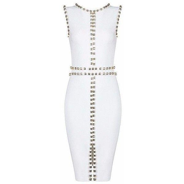 Rocker Girl Bandage Midi Plus Size Dress (3.484.000 IDR ...